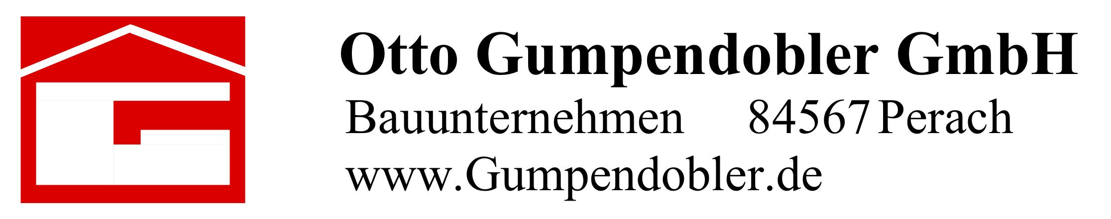 Gumpendobler_GmbH Schriftzug